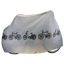 Funda Cubre moto y bicicletas