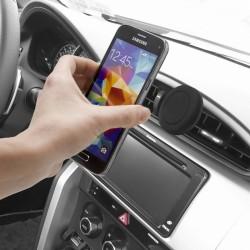 Soporte Magnético para Coche, sujeción GPS y Smartphone