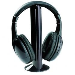 Auricular+Micrófono Inalámbrico 5 en 1 - Auricular Headset