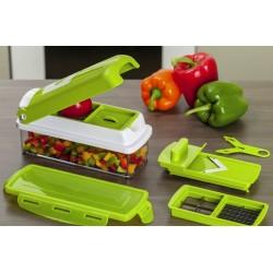Cortador ,rallador y picador verduras Plus