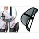 Respaldo Lumbar Ergonómico adaptable a cualquier silla