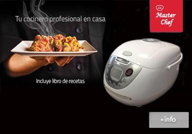Robot cocina Master Chef